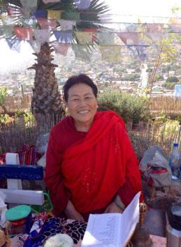 Sangyum-Kamala-Rinpoche